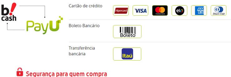 10430ea6d Carteira eletrônica: se você tem saldo no PagSeguro, basta inserir seu  e-mail e senha para concluir seus pagamentos