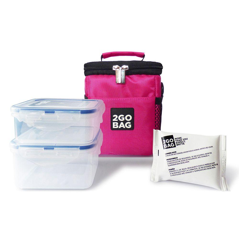f0b81a84c Bolsa Térmica 2GO BAG - Spot Mini