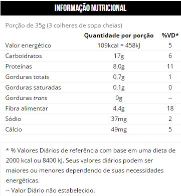 max shake max titanium tabela nutricional